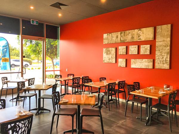 Indiawaale restaurant brisbane australia for Australian cuisine brisbane
